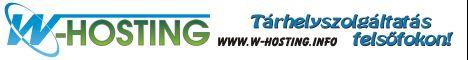 W-Hosting - Tárhelyszolgáltató